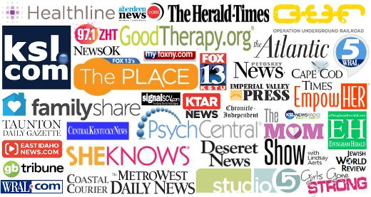 Life Stone Counseling Centers In the Media NAtional Mental Health Media Experts Anastasia Pollock